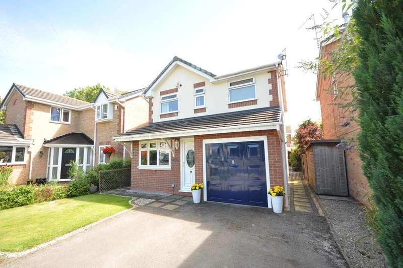 3 Bedrooms Detached House for sale in Poppyfield, Cottam, Preston, Lancashire, PR4 0BF