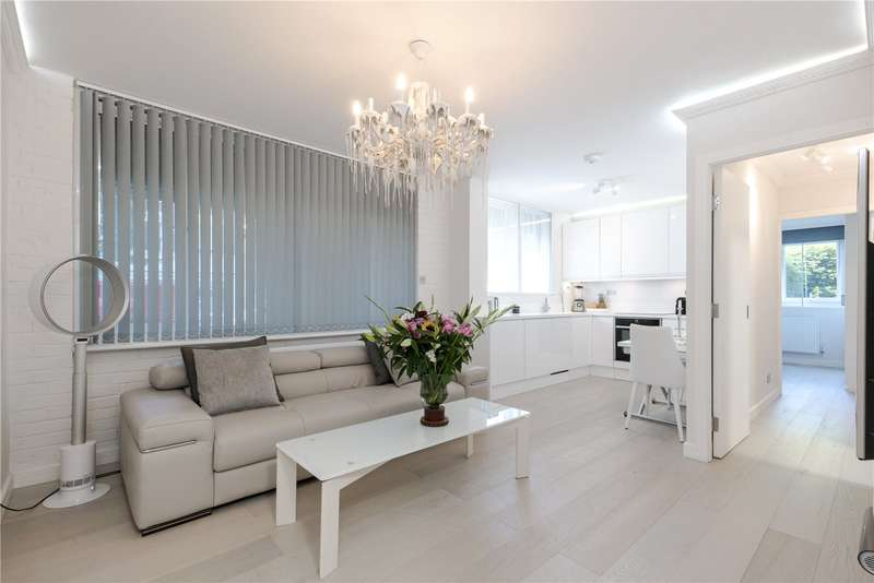1 Bedroom Flat for sale in Gate Hill Court, 166 Notting Hill Gate, London, W11