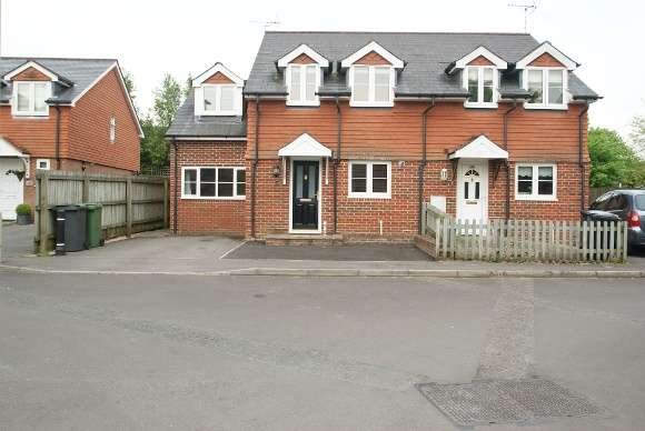 3 Bedrooms Semi Detached House for rent in Watercress Meadow, Alresford