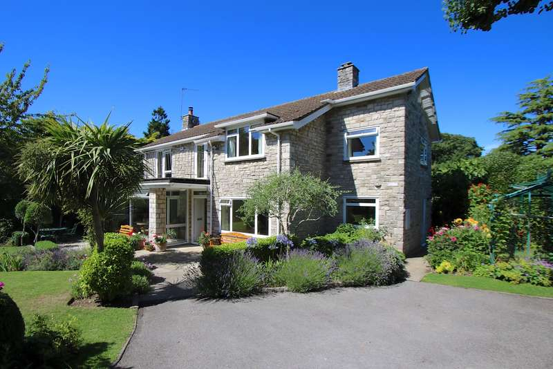 4 Bedrooms Detached House for sale in STUDLAND