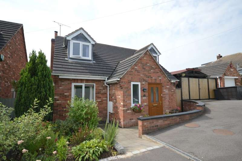 3 Bedrooms Detached House for sale in The Peterleas, Donisthorpe, Swadlincote, DE12