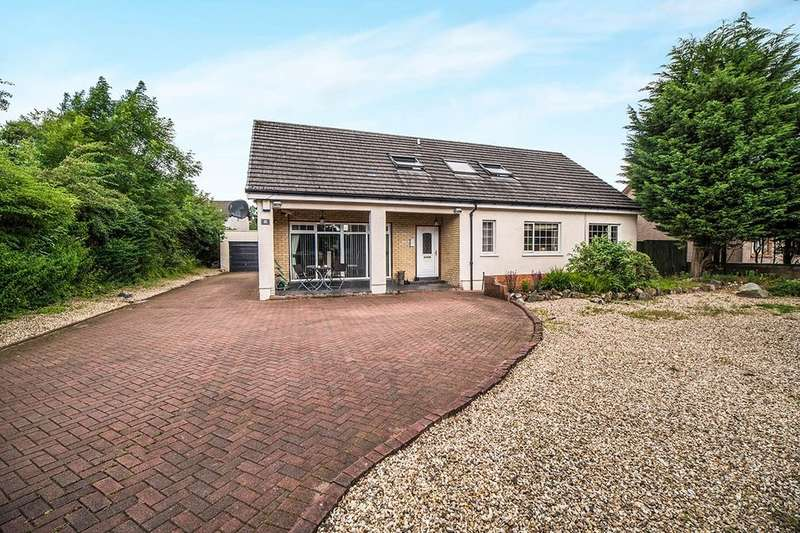 5 Bedrooms Detached House for sale in Main Road, Condorrat, Cumbernauld, G67