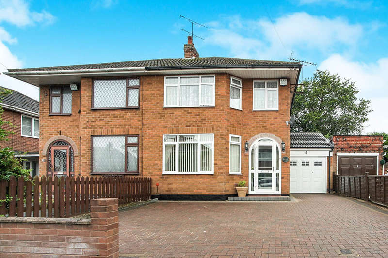 3 Bedrooms Semi Detached House for sale in All Saints Road, Bedworth, CV12