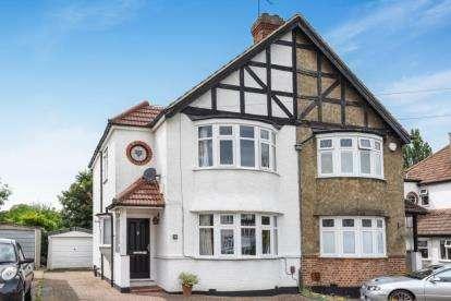 3 Bedrooms Semi Detached House for sale in Birch Tree Avenue, West Wickham