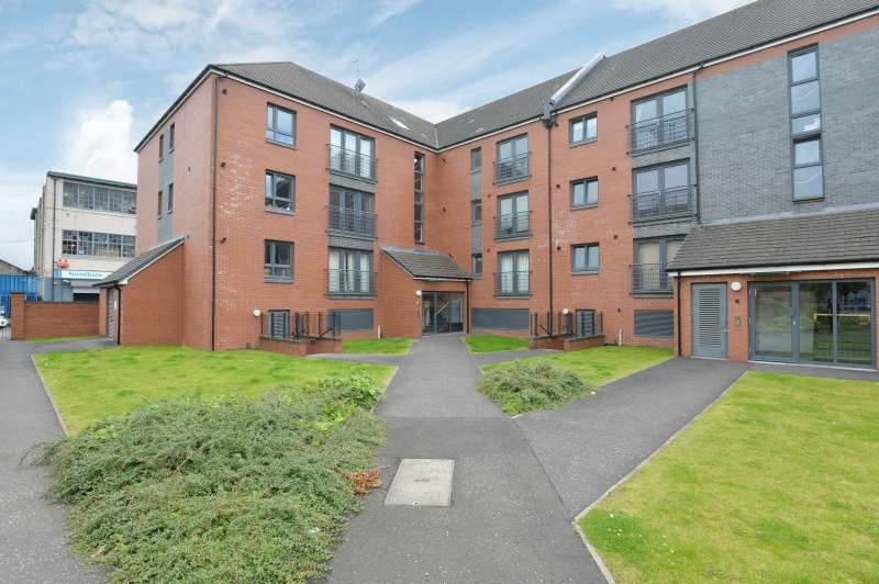 2 Bedrooms Flat for sale in Craigend Circus, Anniesland, Glasgow, G13 2TY