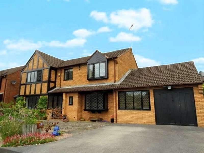5 Bedrooms Detached House for sale in Barbourne Close, Solihull