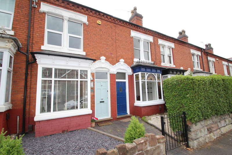 2 Bedrooms Terraced House for sale in Earls Court Road, Birmingham