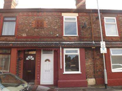 2 Bedrooms Terraced House for sale in Sharp Street, Warrington, Cheshire