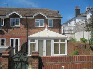 2 Bedrooms Terraced House for sale in Harris Court, 111 Tideswell Road, Eastbourne, East Sussex
