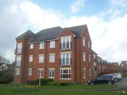 2 Bedrooms Flat for sale in Slatepits Croft, Olney, Buckinghamshire