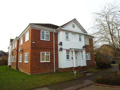 1 Bedroom Flat for sale in Kingfisher Way, Bicester, Oxfordshire, Oxon