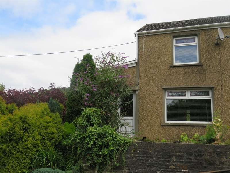 3 Bedrooms Semi Detached House for sale in Hill Street, Abercarn, Newport