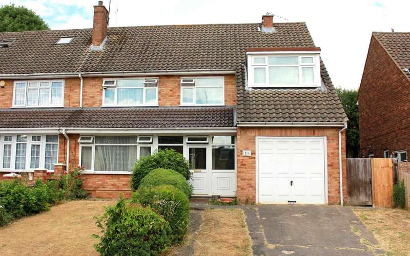 4 Bedrooms Semi Detached House for sale in 4 Bed Semi with Open Plan Kitchen/ Lounge - OVER 1850 Sq Ft, HP3
