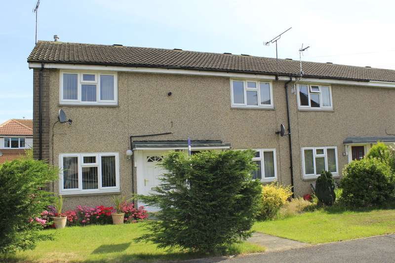 2 Bedrooms Terraced House for sale in Bradford Close, Bramham, Wetherby, LS23 6RU