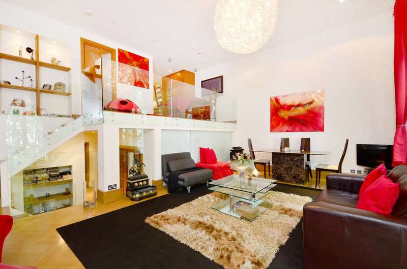 3 Bedrooms Maisonette Flat for sale in Westbourne Terrace, Bayswater, W2
