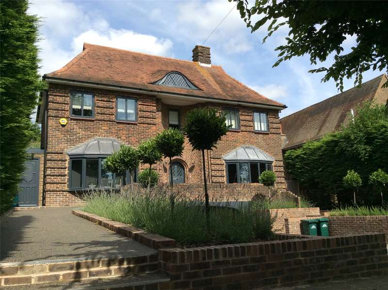 5 Bedrooms Detached House for sale in Tongdean Avenue, Hove, East Sussex, BN3