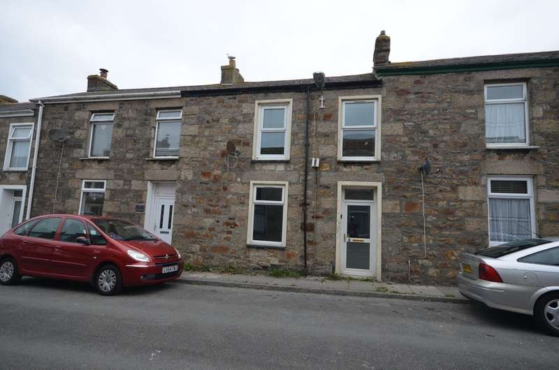 2 Bedrooms Terraced House for sale in William Street, Camborne