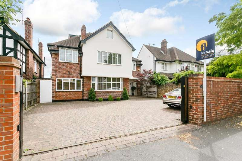 7 Bedrooms Detached House for sale in Coombe Lane West, Kingston upon Thames, KT2