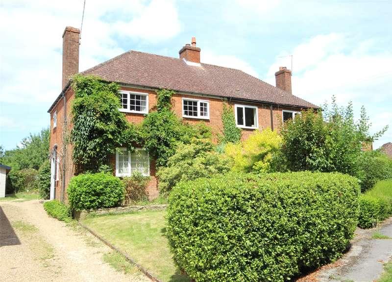 3 Bedrooms Semi Detached House for sale in Goslings Croft, Selborne, Alton, Hampshire, GU34