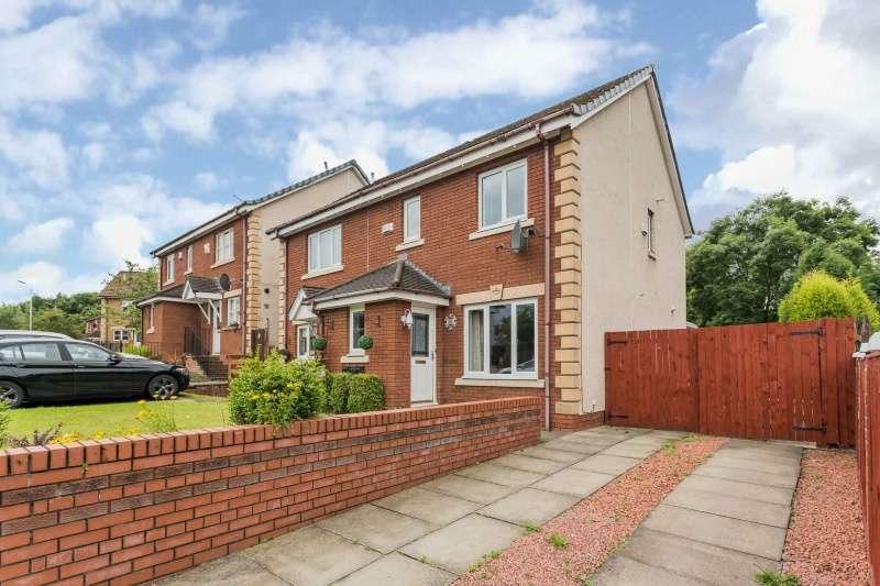 3 Bedrooms Semi Detached House for sale in Birdsfield Street, Hamilton, South Lanarkshire, ML3 0RD