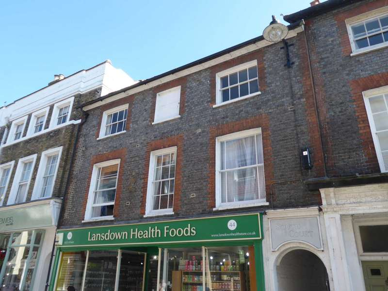 2 Bedrooms Flat for sale in Cliffe Hight Street, Lewes