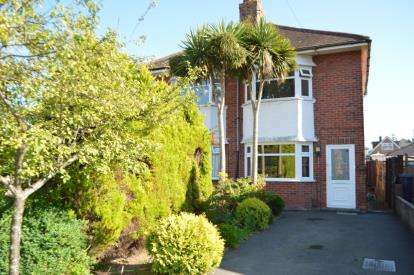 3 Bedrooms Semi Detached House for sale in Ensbury Park, Bournemouth, Dorset