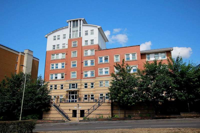 1 Bedroom Apartment Flat for sale in 1 BED APARTMENT with BALCONY and PARKING in The Spires, Hemel Hempstead