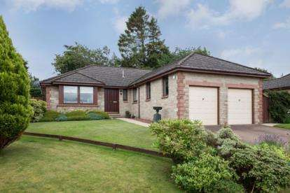 4 Bedrooms Bungalow for sale in Scott Brae, Kippen