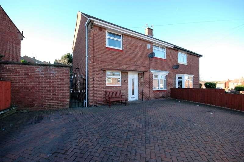 3 Bedrooms Semi Detached House for sale in Runcorn road, Sunderland, Tyne and Wear, SR5