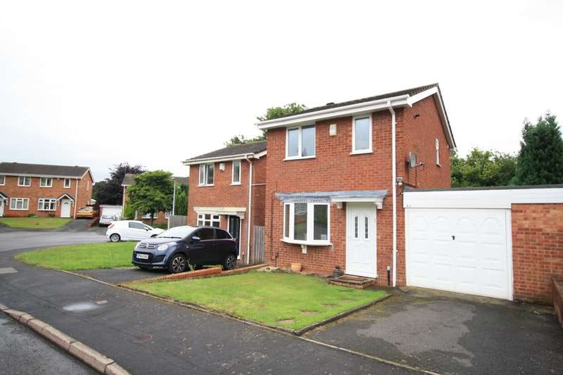 2 Bedrooms Detached House for sale in Beckbury Drive, Telford, Shropshire, TF3