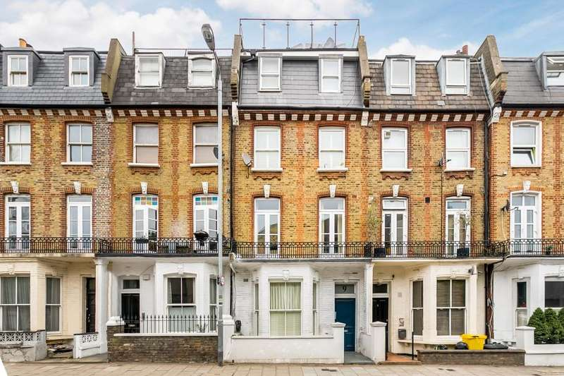 1 Bedroom Flat for sale in Boutflower Road, Battersea, SW11