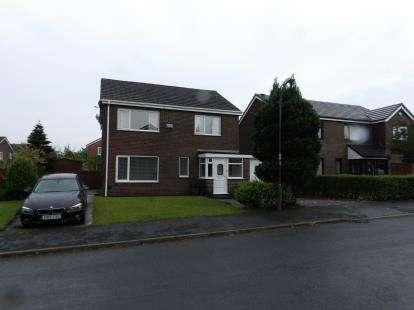 4 Bedrooms Detached House for sale in Richmond Avenue, Haslingden, Lancashire, BB4