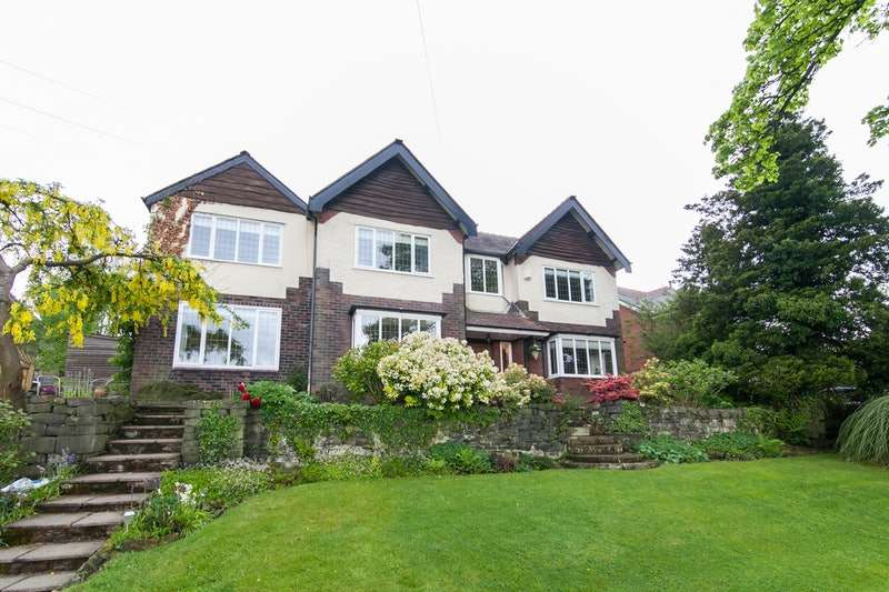 4 Bedrooms Detached House for sale in Grange Road, Bolton, Greater Manchester, BL7