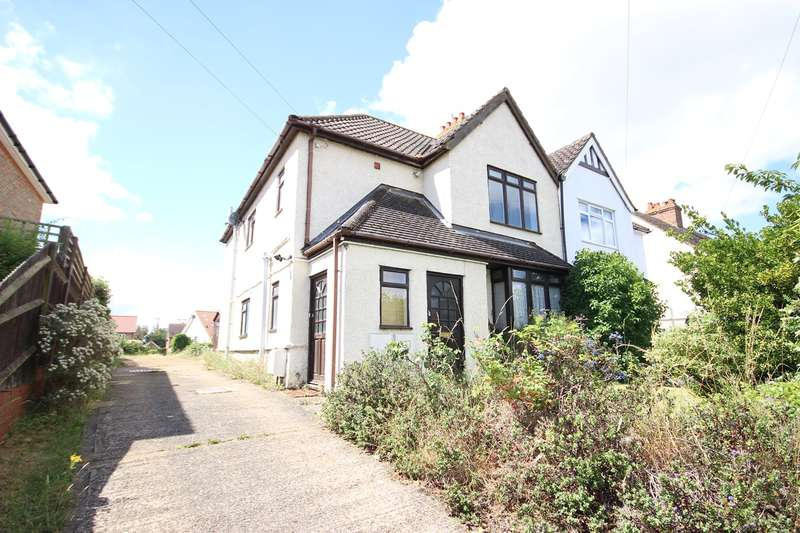 2 Bedrooms Maisonette Flat for sale in Ampthill Road, Maulden, Bedford, MK45
