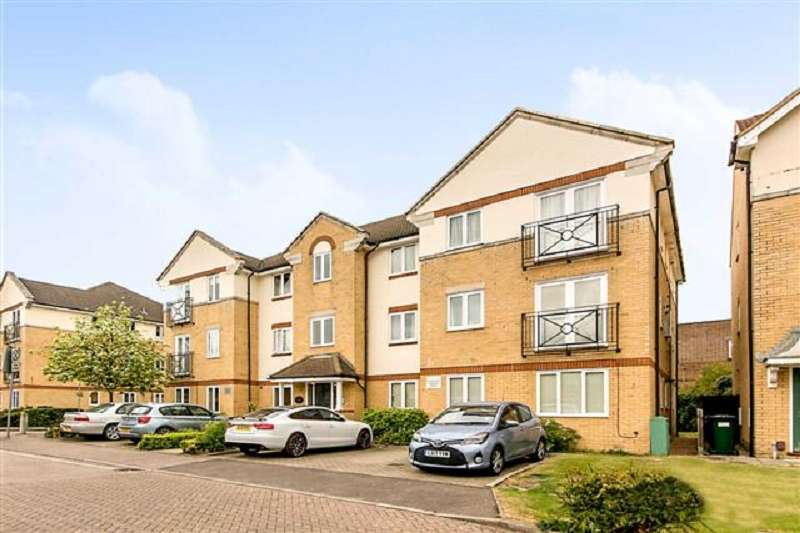 2 Bedrooms Flat for sale in Kensington Court, 52 Grenville Place, London, Greater London. NW7 3SF