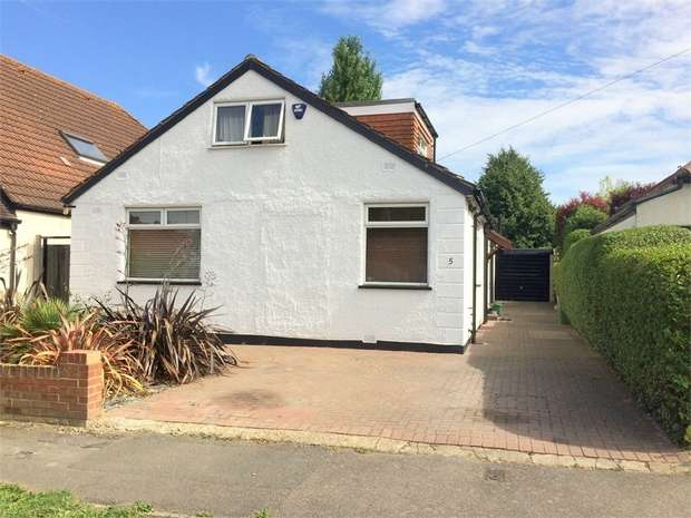 5 Bedrooms Detached House for sale in Corbet Road, Ewell Village