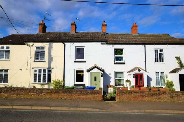 2 Bedrooms Cottage House for sale in Main Road, New Hackleton, Northampton