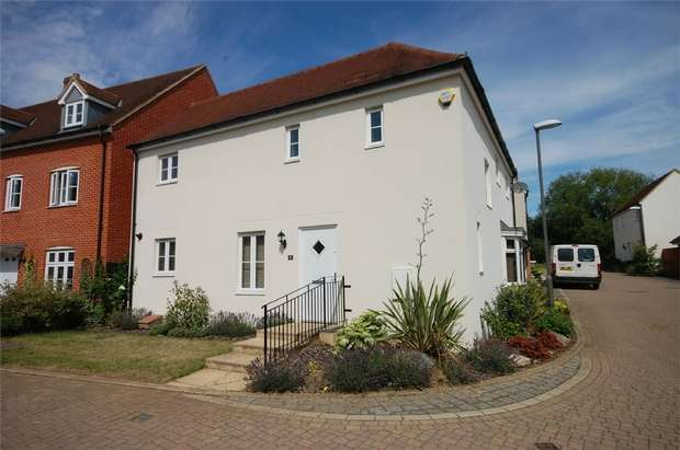 3 Bedrooms Detached House for sale in Skipper Close, Aylesbury, Buckinghamshire