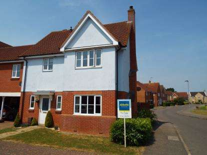 4 Bedrooms Link Detached House for sale in Downham Market, Kings Lynn, Norfolk