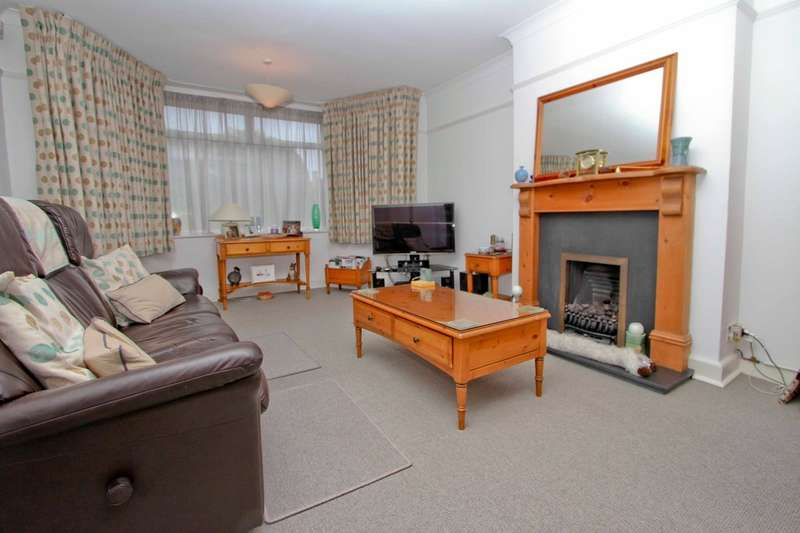 3 Bedrooms Semi Detached House for sale in Pinner Road, Pinner