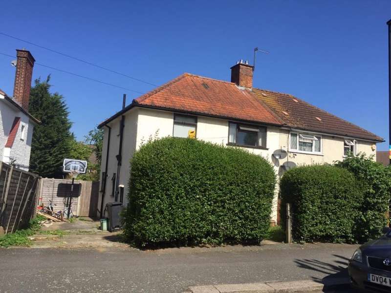 3 Bedrooms Semi Detached House for sale in Cooper Road, Croydon, CR0 4DL