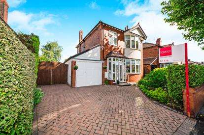 3 Bedrooms Detached House for sale in Lisburne Lane, Offerton, Stockport, Chehsire