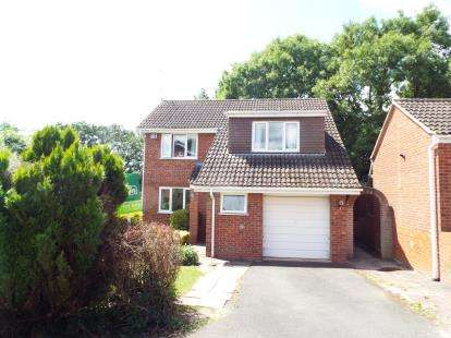 3 Bedrooms Detached House for sale in Chandlers Close, Headless Cross, Redditch, Worcestershire