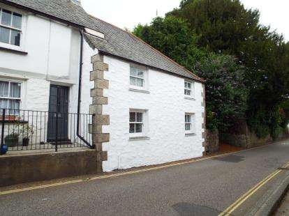 2 Bedrooms Semi Detached House for sale in Penryn, Cornwall