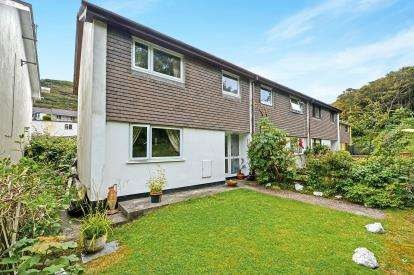 3 Bedrooms End Of Terrace House for sale in Porthtowan, Truro, Cornwall