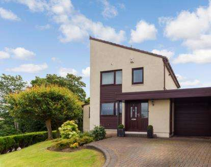3 Bedrooms Link Detached House for sale in Back O'Hill, Crosslee