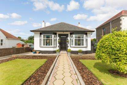2 Bedrooms Bungalow for sale in Bank Street, Irvine, North Ayrshire