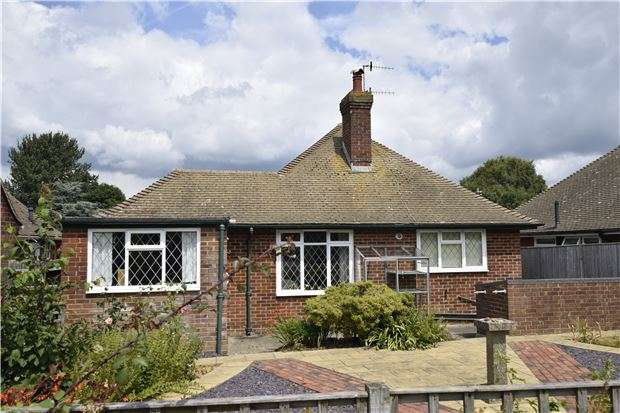 2 Bedrooms Detached Bungalow for sale in Turkey Road, BEXHILL-ON-SEA, East Sussex, TN39 5HH