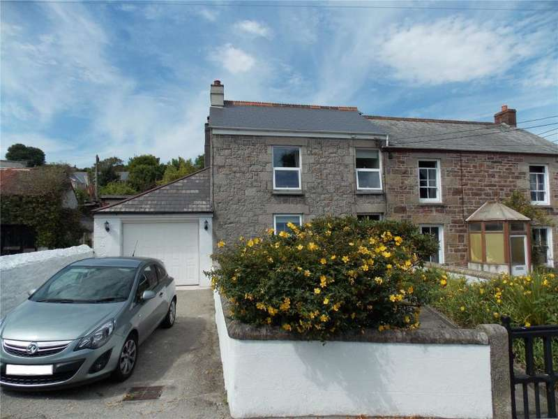 3 Bedrooms Semi Detached House for sale in Lanner, Redruth