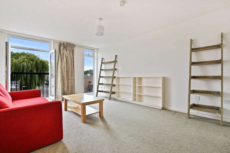 2 Bedrooms Flat for sale in Jericho Street, Oxford